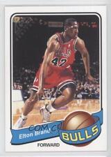 2000 Topps Gallery Heritage Proof #H4 Elton Brand Chicago Bulls Basketball Card
