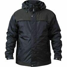 APACHE ATS black waterproof and windproof removable hood jacket size medium-3XL