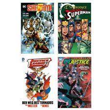 Dc Comics Shazam! Justice League Superman Panini Comics Softcover