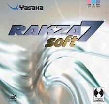 Yasaka Rakza7 Soft  1,8/2,0/Max mm  Rot / Schwarz