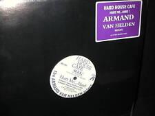 """ARMAND VAN HELDEN HARD HOUSE CAFE HURT ME HARD 12"""" MIXES SEALED RARE!"""