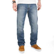 Sequence Pantalon Jeans Easy Pant Bleu Clair Denim