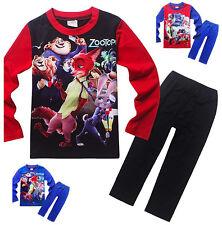 Zootopie Pigiama Bambini 3-10 anni Child Pyjamas 3-10 Y - ZOP001
