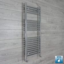 Larghezza 300mm 1400mm alta cromo dritto binario calorifero radiatore bagno Rad