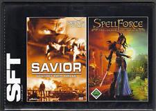 SAVIOR/ + PC SPIEL SPELL FORCE /'07 TOP