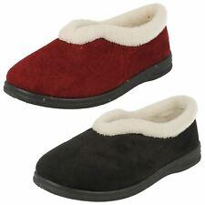 Ladies Sandpiper Warmlined Slippers 'Ingrid'