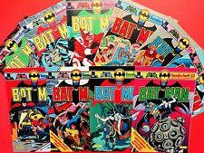 Aussuchen aus: Batman Sonderheft Nr. 2 - 44 * Ehapa * Z: 1, 1-2, 2  * gebraucht