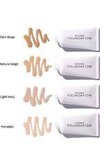 Oriflame Colourbox Foundation Natural Biege
