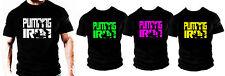 Hombre levantamiento de Pesas Culturismo Entrenamiento Gimnasio Camiseta Ropa