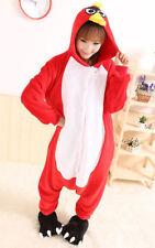 Animal Angry Bird Onesie Kigurumi Disfraz Con Capucha Pijamas sueño Wear