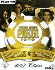 WORLD SERIES POKER TOURNAMENT OF CHAMPIONS *** Neuwertig