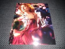 TORI AMOS signed Autogramm auf SEXY 20x25 cm Foto InPerson LOOK