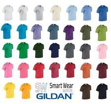 10 Pack Gildan Softstyle Plain Hommes T Shirt 100% coton 64000