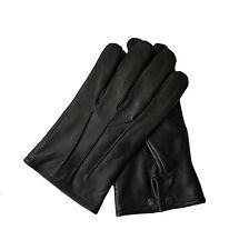 Men's genuine leather Unlined Gloves
