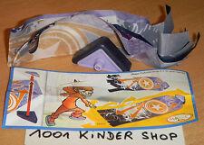 KINDER GOMOVE DC077 DC 77 WURFSPIELE + BPZ SINGLE