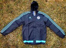 FC SCHALKE 04 Regenjacke Jacke Rain Jacket Adidas Herren/Men XS-3XL NEUWARE S04