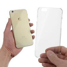 Crystal AllClear Case iPhone 7 6 6S Plus 5 5S 5C SE 4 4S Schutz Hülle Cover
