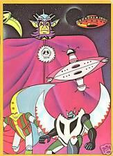 """""""GOLDRAKE"""" (ATLAS UFO ROBOT) """"RE VEGA"""" COLORATISSIMO QUADERNO ANNI 80 (NUOVO)"""