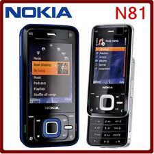 "Original 2.4"" Nokia N81 3G GSM network WIFI 2MP camera FM Mobile Phone Unlocked"
