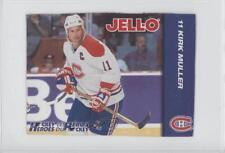 1994-95 Kraft Jell-O #KIMU Kirk Muller Montreal Canadiens Hockey Card