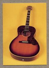 card - 1938 Gibson Flat-Top Acoustic - guitar card series 2 #32