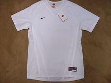 Nike Top Shirt Youth Dri-Fit Team Soccer Short Sleeve Sz S M L XL Name Label NWT