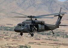 138712 BLACK HAWK UH-60 Wall Poster Print Affiche