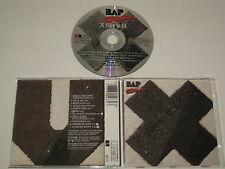 BAP / X for 'E U (EMI Electrola CDP 1c 568-7 95483 2)CD Album