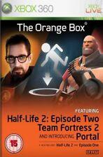 The Orange Box (Microsoft Xbox 360, 2007) Half Life 2, Portal, Team fortress 2