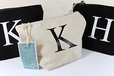 Personalised Make Up Wash Bag Birthday Christmas Stocking Filler Gift Present