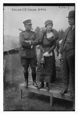 Photo of Ensign J.B. Taylor &  wife Number 13603 Vintage 27791