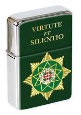 Royal Order of Scotland Masonic Flip Top Lighter in Gift Tin