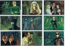 BATMAN FLEER ULTRA 95 SINGLE ANIMACTION CARDS