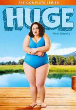 Huge: The Complete Series DVD, Gina Torres, Raven Goodwin, Zander Eckhouse, Nikk
