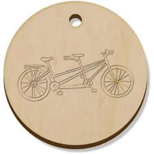'Tandem Bicycle' Pendants / Charms (PN022463)
