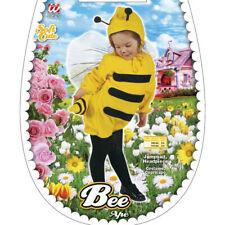Biene Maja Kostüm, Honigbiene Kinderkostüm, Cartoon Kinder Bienen, Mädchenkostüm