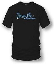 Wicked Metal Chevelle Shirt - Chevelle Chrome Logo - Black