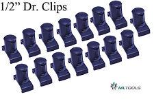 MLTOOLS Dura-Pro Twist Lock Socket Clips Fits Ernst organizer Made in USA