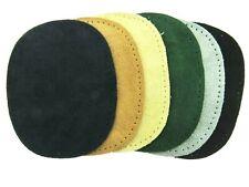 Suede Patches - Sew On - Elbow Patches by Kleiber - 100% Suede Wildleder Flecken