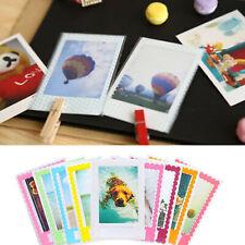 10 * Custodia protettiva Polaroid Photo per Instax Mini Instant