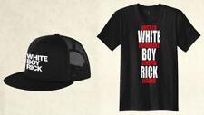 White Boy Rick Movie T-Shirt & Hat Matthew McConaughey - Men's L XL - Brand New!