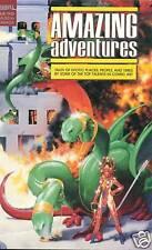 AMAZING ADVENTURES #1 (1988) Marvel Comics SqB M Golden