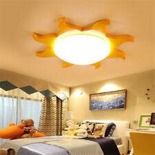 Kid's Room Modern Led Ceiling Light Chandelier Acrylic Flush Mount Lamp Fixture