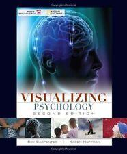 Visualizing: Psychology by Siri Carpenter and Karen Huffman (2009, Paperback)