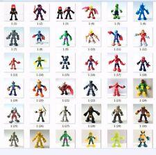 PlaySkool Heroes Marvel Super Hero Squad Adventures 2.5'' Action Figures Boy Toy