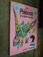Philémon et le piano sauvage / Fred