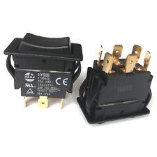 KEDU HY60B 6 Pins HY60E 4Pin 250V 15A Elektrische Wipptaster für Elektrowerkzeug
