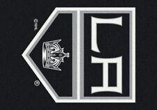 "5x8 Milliken Los Angeles Kings Sports NHL Spirit Area Rug - Approx 5'4""x7'8"""