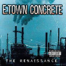 CD ONLY: E-TOWN CONCRETE  RENAISSANCE 2003 METAL  SHIPS FAST!!