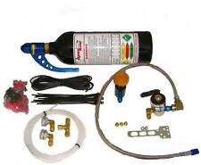 Motorcycle Nitrous Oxide Kit Single Bottle Hayabusa  , suzuki drag nitrous kit
